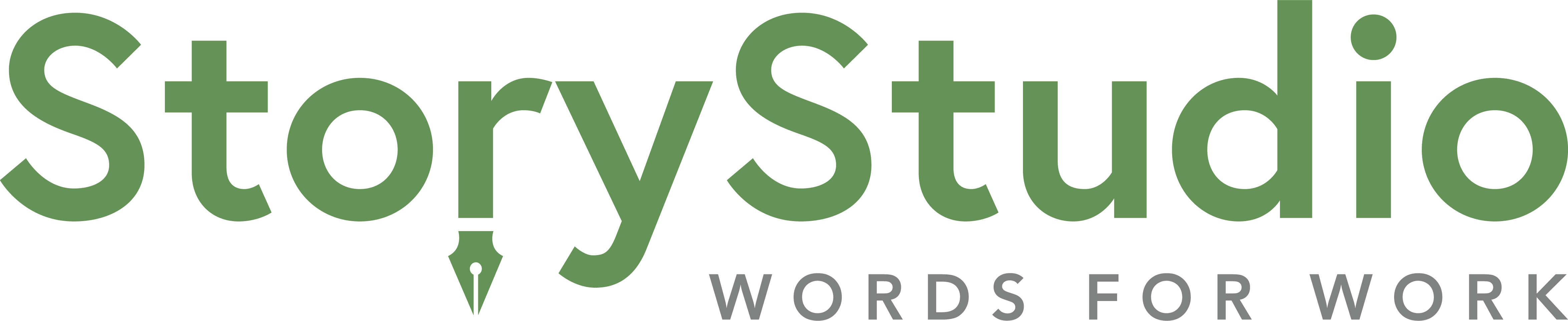 StoryStudio Words for Work